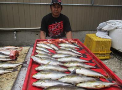 奥村釣船の2019年6月21日(金)3枚目の写真