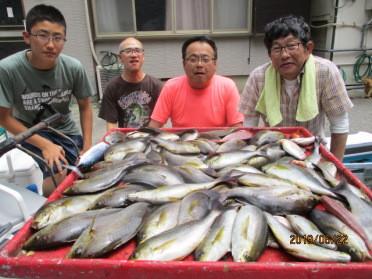 奥村釣船の2019年6月22日(土)1枚目の写真