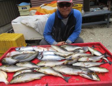 奥村釣船の2019年6月22日(土)3枚目の写真