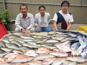 奥村釣船の2019年6月23日(日)2枚目の写真