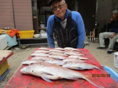 奥村釣船の2019年6月23日(日)4枚目の写真