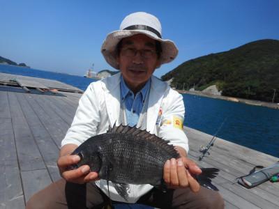 由良海つり公園&釣堀ランドの2019年6月25日(火)1枚目の写真