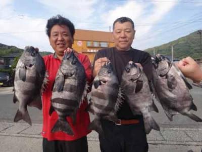 丸銀釣りセンターの2019年6月21日(金)2枚目の写真