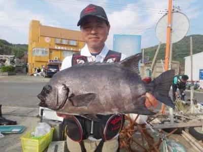 丸銀釣りセンターの2019年6月21日(金)4枚目の写真