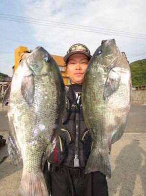 丸銀釣りセンターの2019年6月22日(土)3枚目の写真