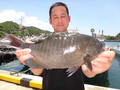 丸銀釣りセンターの2019年6月23日(日)1枚目の写真