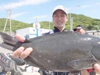 丸銀釣りセンターの2019年6月23日(日)2枚目の写真