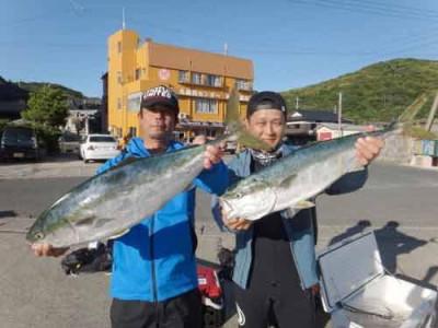 丸銀釣りセンターの2019年6月24日(月)1枚目の写真
