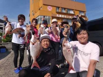 丸銀釣りセンターの2019年6月25日(火)1枚目の写真