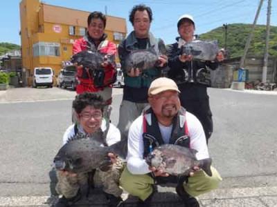 丸銀釣りセンターの2019年6月25日(火)2枚目の写真