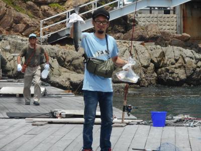 由良海つり公園&釣堀ランドの2019年6月29日(土)3枚目の写真