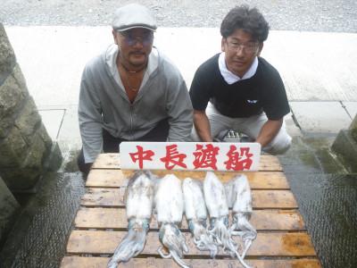 中長渡船の2019年6月29日(土)1枚目の写真