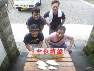 中長渡船の2019年6月29日(土)2枚目の写真