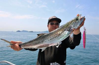 西岡遊漁の2019年5月22日(水)1枚目の写真