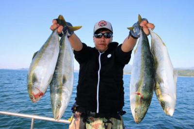 西岡遊漁の2019年5月22日(水)2枚目の写真