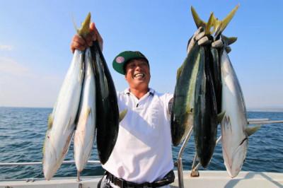 西岡遊漁の2019年5月23日(木)2枚目の写真