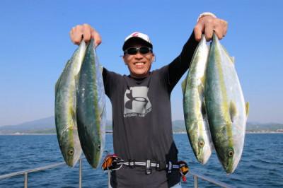 西岡遊漁の2019年5月23日(木)3枚目の写真