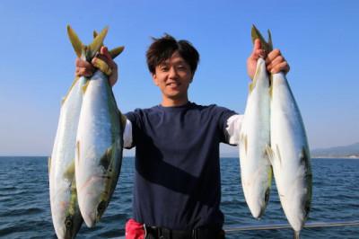 西岡遊漁の2019年5月23日(木)4枚目の写真
