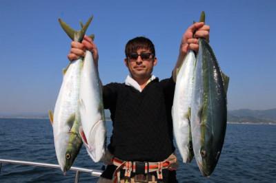 西岡遊漁の2019年5月24日(金)2枚目の写真