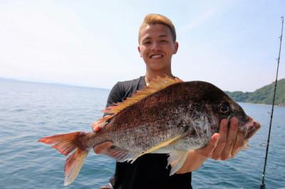 西岡遊漁の2019年5月25日(土)1枚目の写真