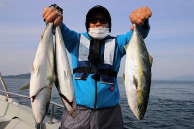 西岡遊漁の2019年5月25日(土)2枚目の写真