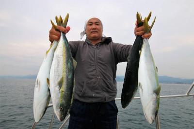西岡遊漁の2019年5月31日(金)1枚目の写真