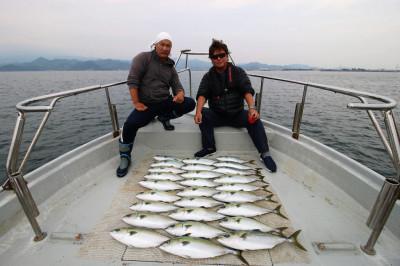 西岡遊漁の2019年5月31日(金)2枚目の写真