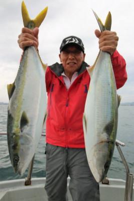 西岡遊漁の2019年6月14日(金)4枚目の写真