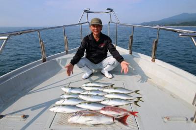 西岡遊漁の2019年6月18日(火)2枚目の写真