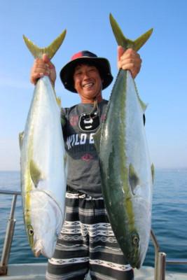西岡遊漁の2019年6月20日(木)1枚目の写真