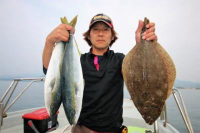 西岡遊漁の2019年6月22日(土)1枚目の写真