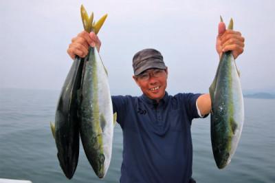 西岡遊漁の2019年6月22日(土)2枚目の写真