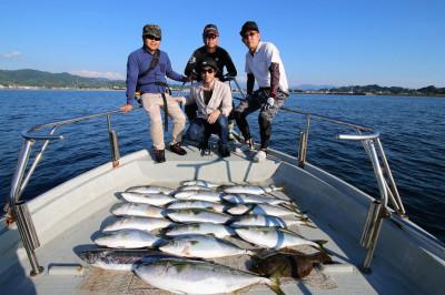 西岡遊漁の2019年6月24日(月)5枚目の写真