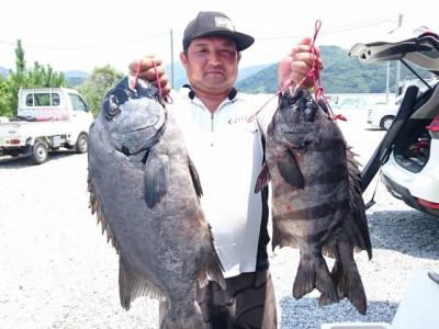 乙島丸の2019年7月7日(日)1枚目の写真