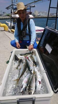 第一海友丸の2019年6月20日(木)1枚目の写真