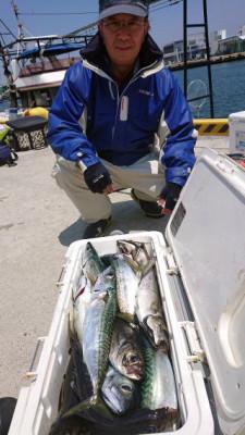 第一海友丸の2019年6月20日(木)3枚目の写真