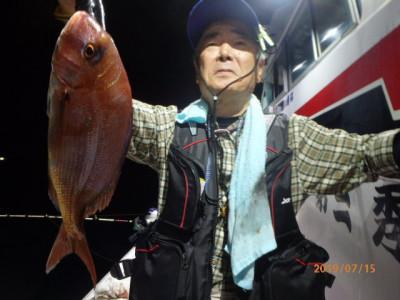 秀吉丸の2019年7月15日(月)3枚目の写真