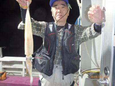秀吉丸の2019年7月15日(月)4枚目の写真