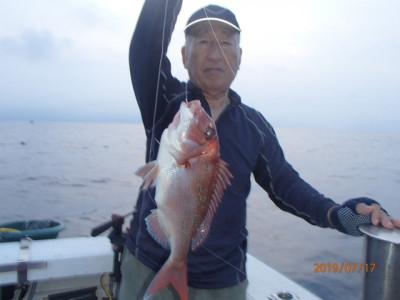 秀吉丸の2019年7月17日(水)3枚目の写真