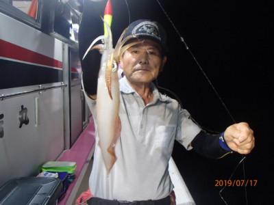 秀吉丸の2019年7月17日(水)4枚目の写真