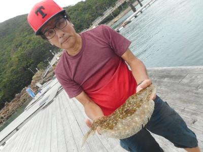 由良海つり公園&釣堀ランドの2019年7月20日(土)2枚目の写真