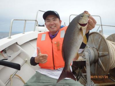 秀吉丸の2019年7月20日(土)1枚目の写真