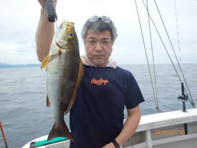 秀吉丸の2019年7月20日(土)5枚目の写真