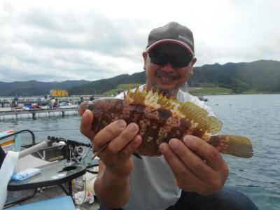 由良海つり公園&釣堀ランドの2019年7月21日(日)1枚目の写真