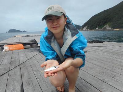由良海つり公園&釣堀ランドの2019年7月22日(月)1枚目の写真