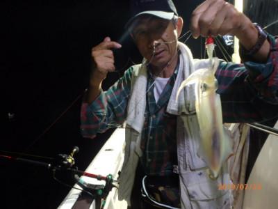 秀吉丸の2019年7月23日(火)4枚目の写真
