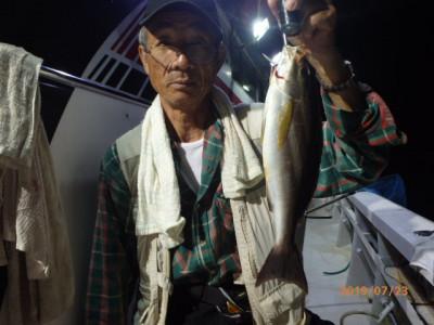 秀吉丸の2019年7月23日(火)5枚目の写真