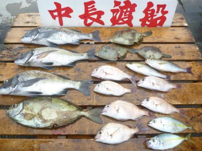 中長渡船の2019年7月26日(金)1枚目の写真