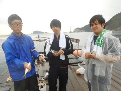 由良海つり公園&釣堀ランドの2019年7月27日(土)1枚目の写真