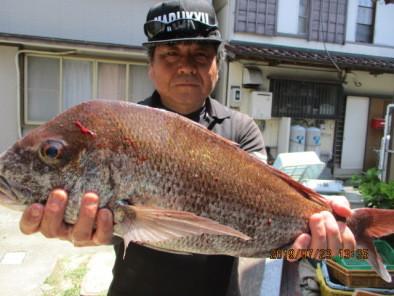 奥村釣船の2019年7月23日(火)2枚目の写真